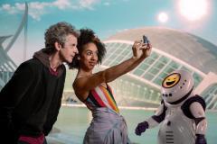 Doctor Who: Smile (Credit: BBC / Simon Ridgway)