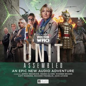 Doctor Who: UNIT: Assembled