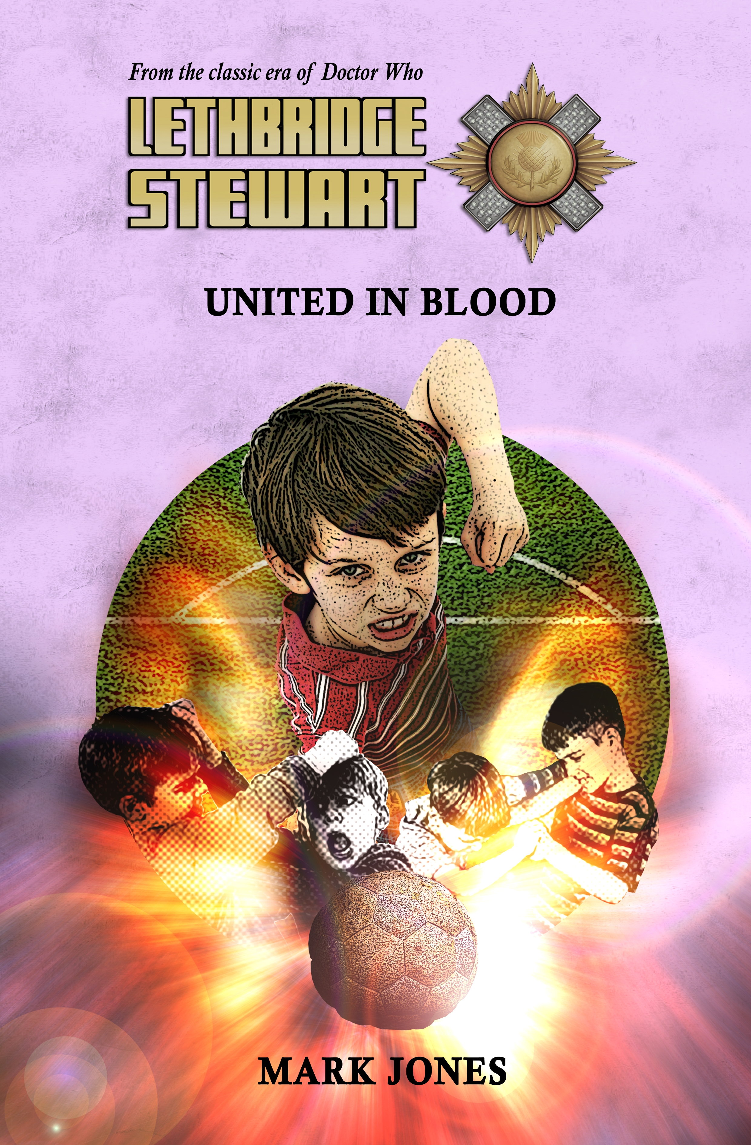 United In Blood (Credit: Candy Jar Books)