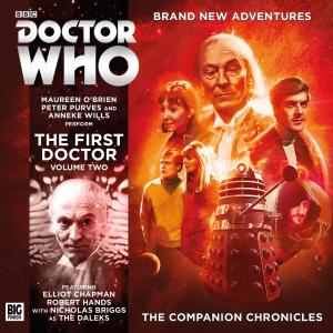 Doctor Who: The First Doctor Volume 02
