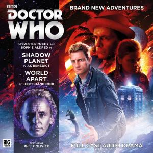 Shadow Planet / World Apart (Credit: Big Finish)
