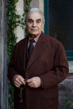 Knock Knock: The Landlord (David Suchet) (Credit: BBC/BBC Worldwide (Simon Ridgway))