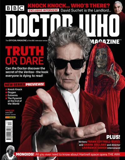 Doctor Who Magazine: 512 (Credit: Panini)