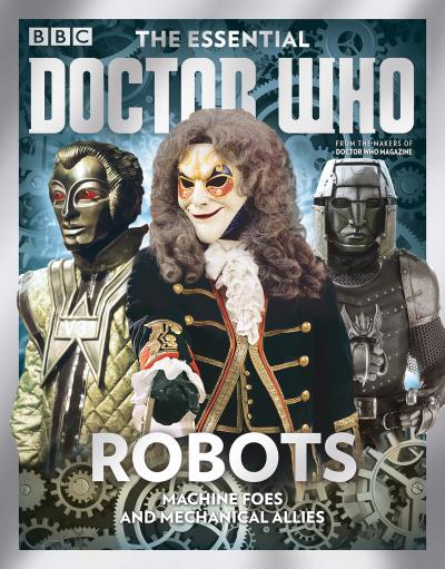 The Essential Doctor Who: Robots (Credit: Panini)