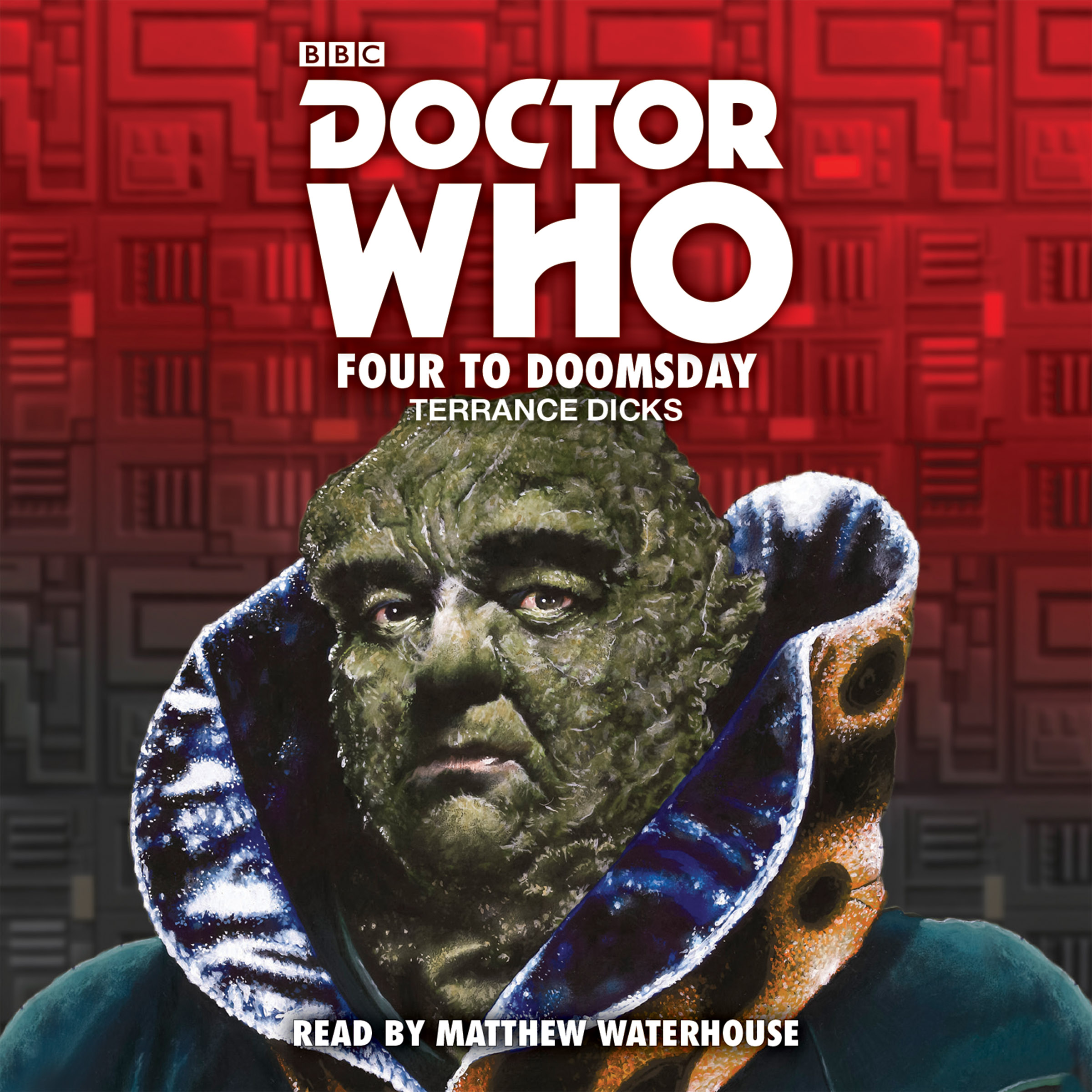 Doctor Who - Four To Doomsday (Credit: BBC Audio)
