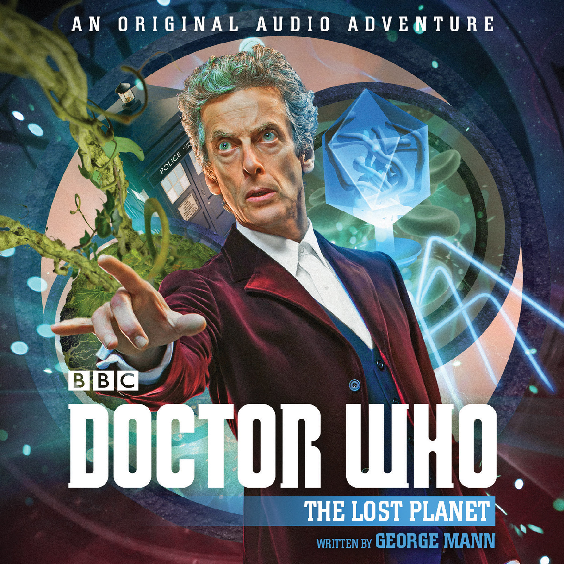 The Lost Planet (Credit: BBC Audio)