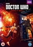 Doctor Who Series 10: Part 2 on DVD/Bluray (Credit: BBC Worldwide)