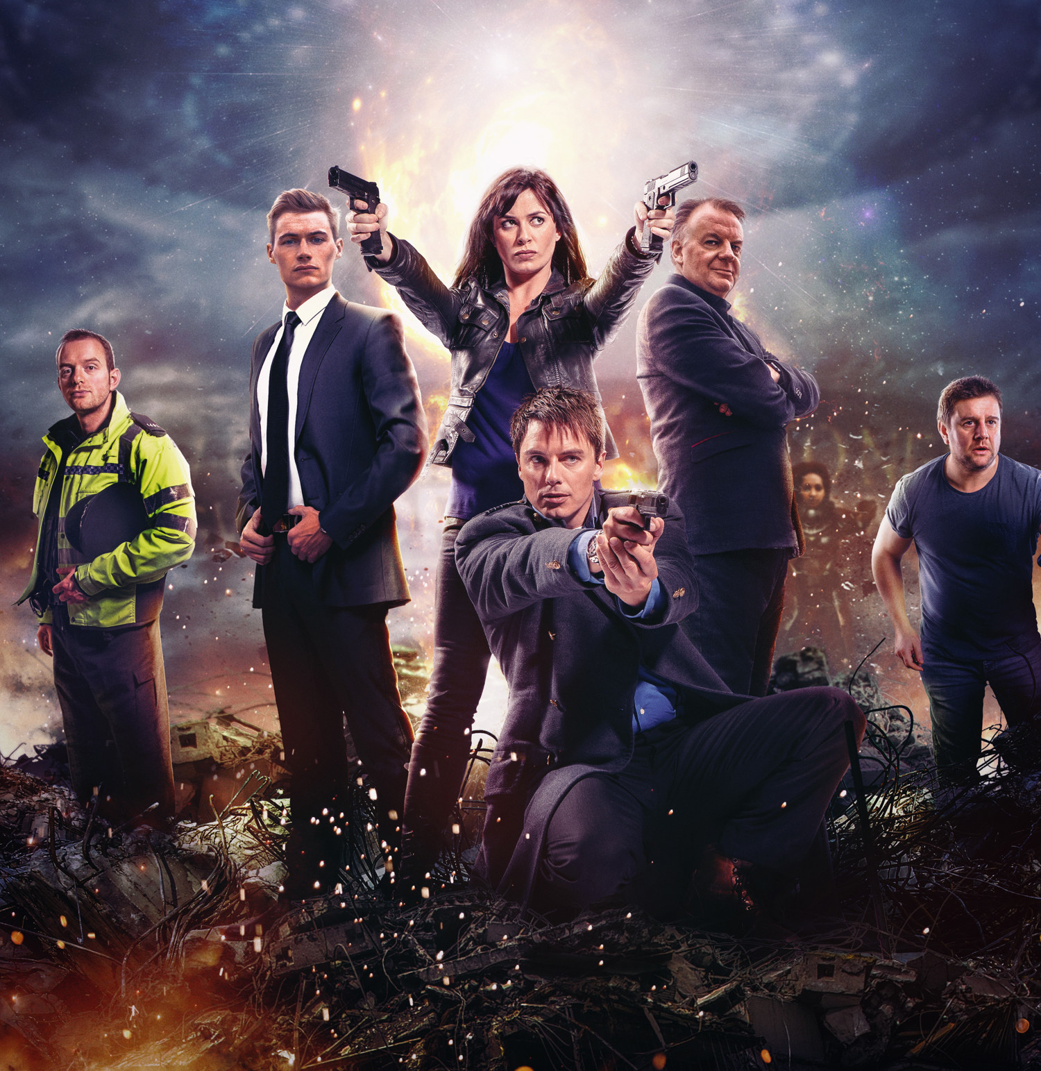Torchwood Series 5 (Credit: Big Finish)