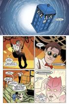 Eleventh Doctor 3_5 Preview 1 (Credit: Titan)