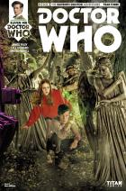 Eleventh Doctor 3_5 Cover B (Credit: Titan)