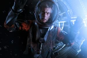 Oxygen: The Doctor (Peter Capaldi) (Credit: BBC/BBC Worldwide (Des Willie))