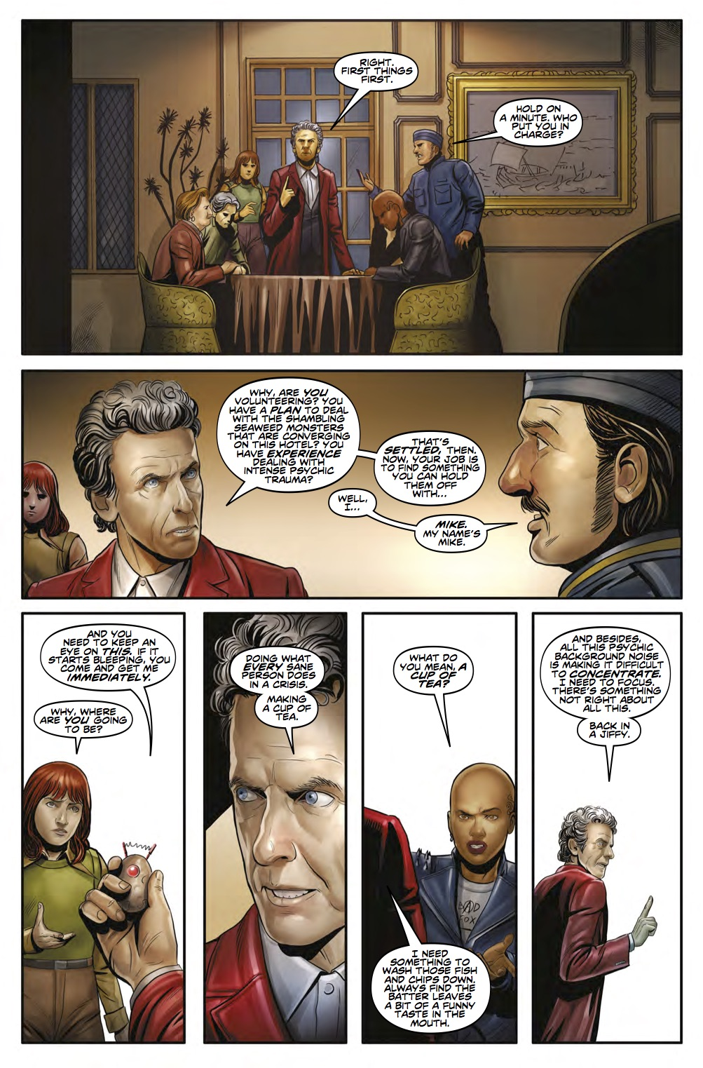 Twelfth Doctor Year Three #3 _Preview 4 (Credit: Titan)