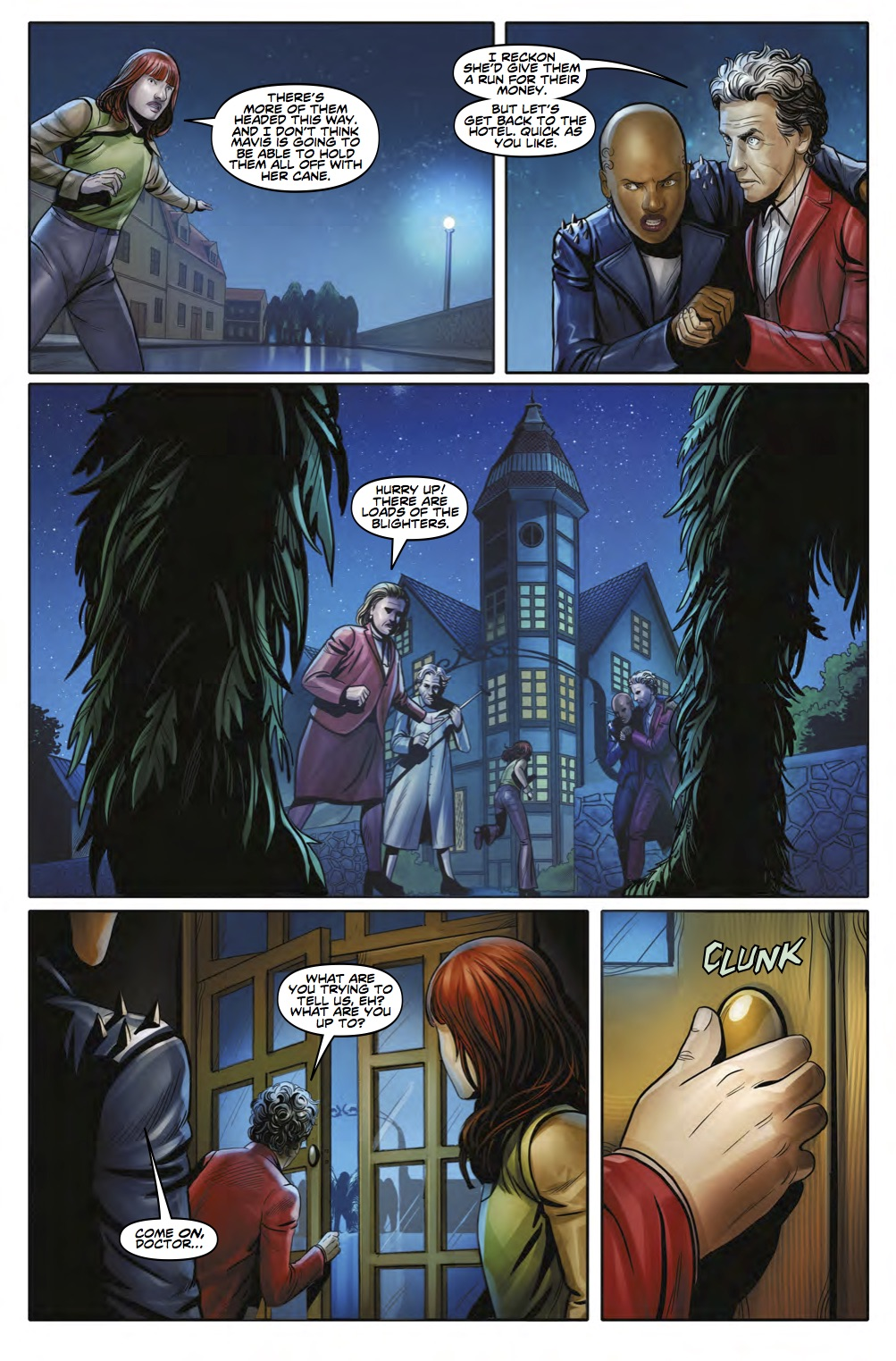 Twelfth Doctor Year Three #3 _Preview 3 (Credit: Titan)