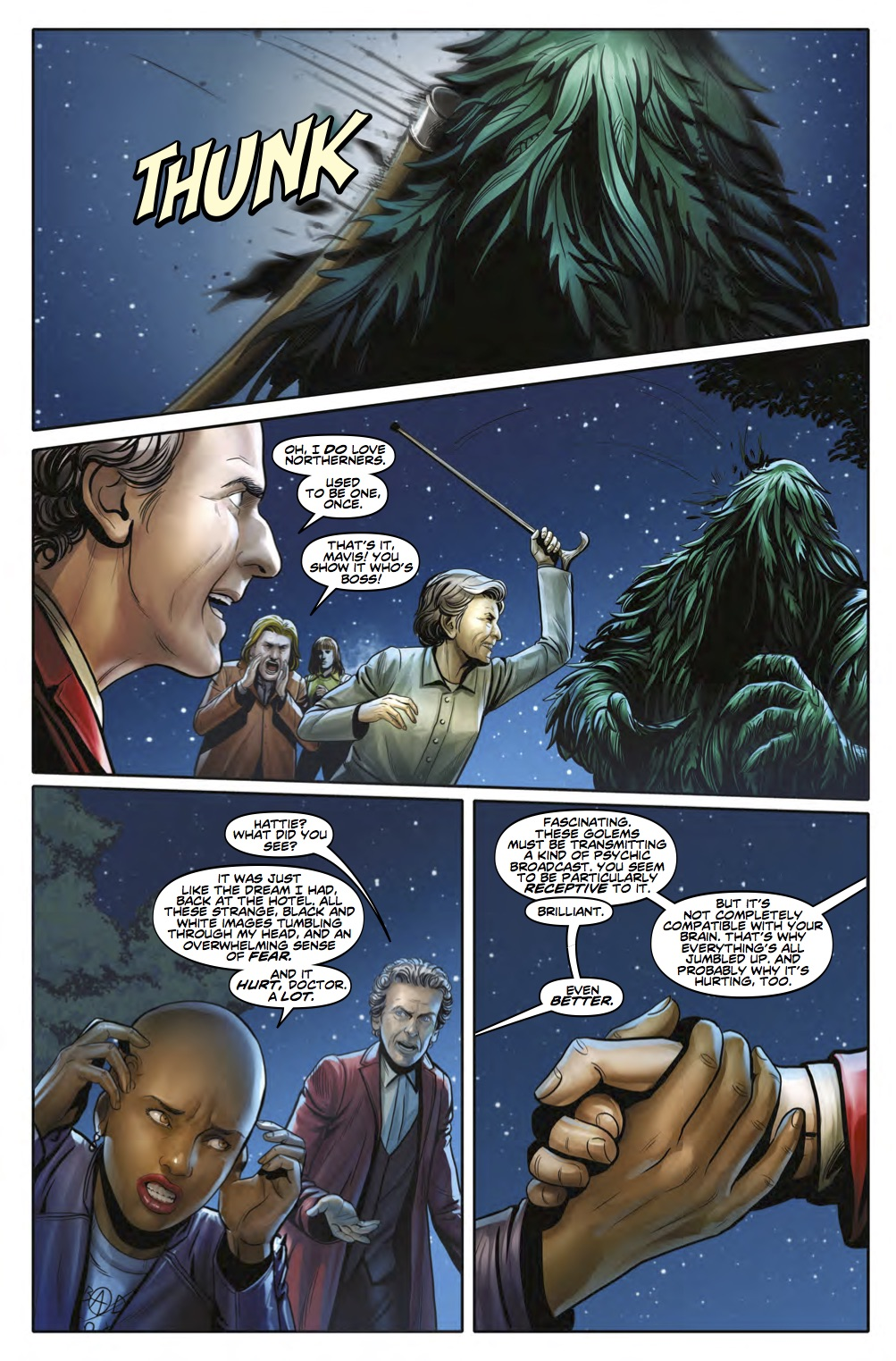 Twelfth Doctor Year Three #3 _Preview 2 (Credit: Titan)