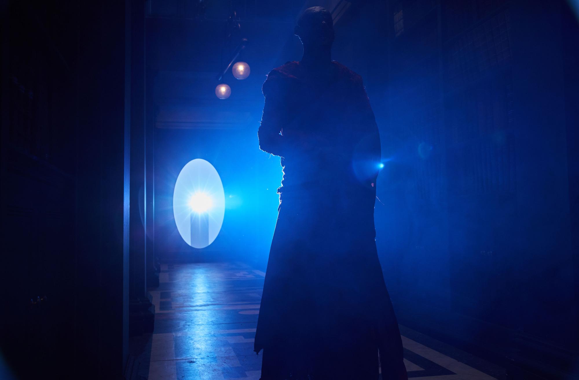 Extremis: Monk (Credit: BBC/BBC Worldwide (Simon Ridgway))