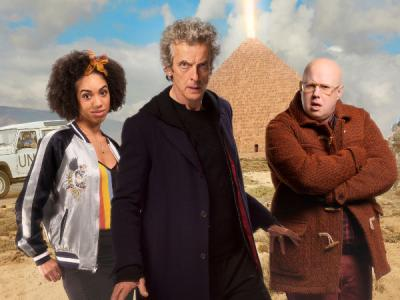 Doctor Who: The Pyramid At The End Of The World