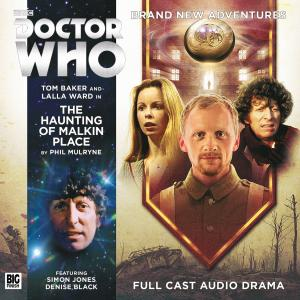 The Haunting of Malkin Place (Credit: Big Finish)