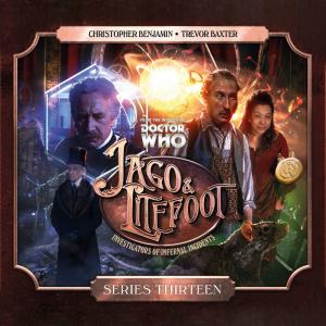 Doctor Who: Jago & Litefoot Series 13