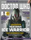 Doctor Who Magezine 513 (Ice Warrior variant) (Credit: Panini)