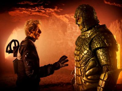 Doctor Who: Empress Of Mars