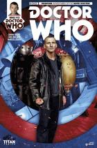 DOCTOR WHO NINTH DOCTOR #13 Cover B (Credit: Titan)