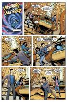 DOCTOR WHO TENTH DOCTOR VOL 07 WAR OF GODS (Credit: Titan)