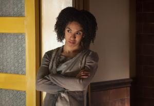 World Enough and Time: Bill (Pearl Mackie) (Credit: BBC/BBC Worldwide (Jon Hall))