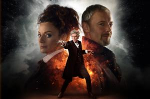 World Enough and Time: Missy (Michelle Gomez), The Master (John Simm), The Doctor (Peter Capaldi) (Credit: BBC/BBC Worldwide (Simon Ridgway/Ray Burmiston))