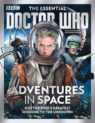 The Essential Doctor Who: Adventures in Space (Credit: Panini)