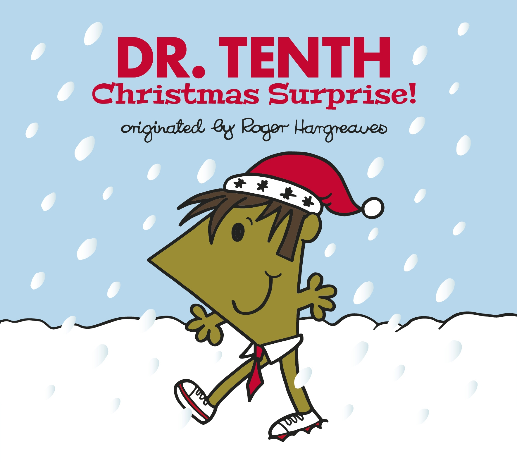 Dr. Tenth: Christmas Surprise! (Credit: Penguin Random House UK)