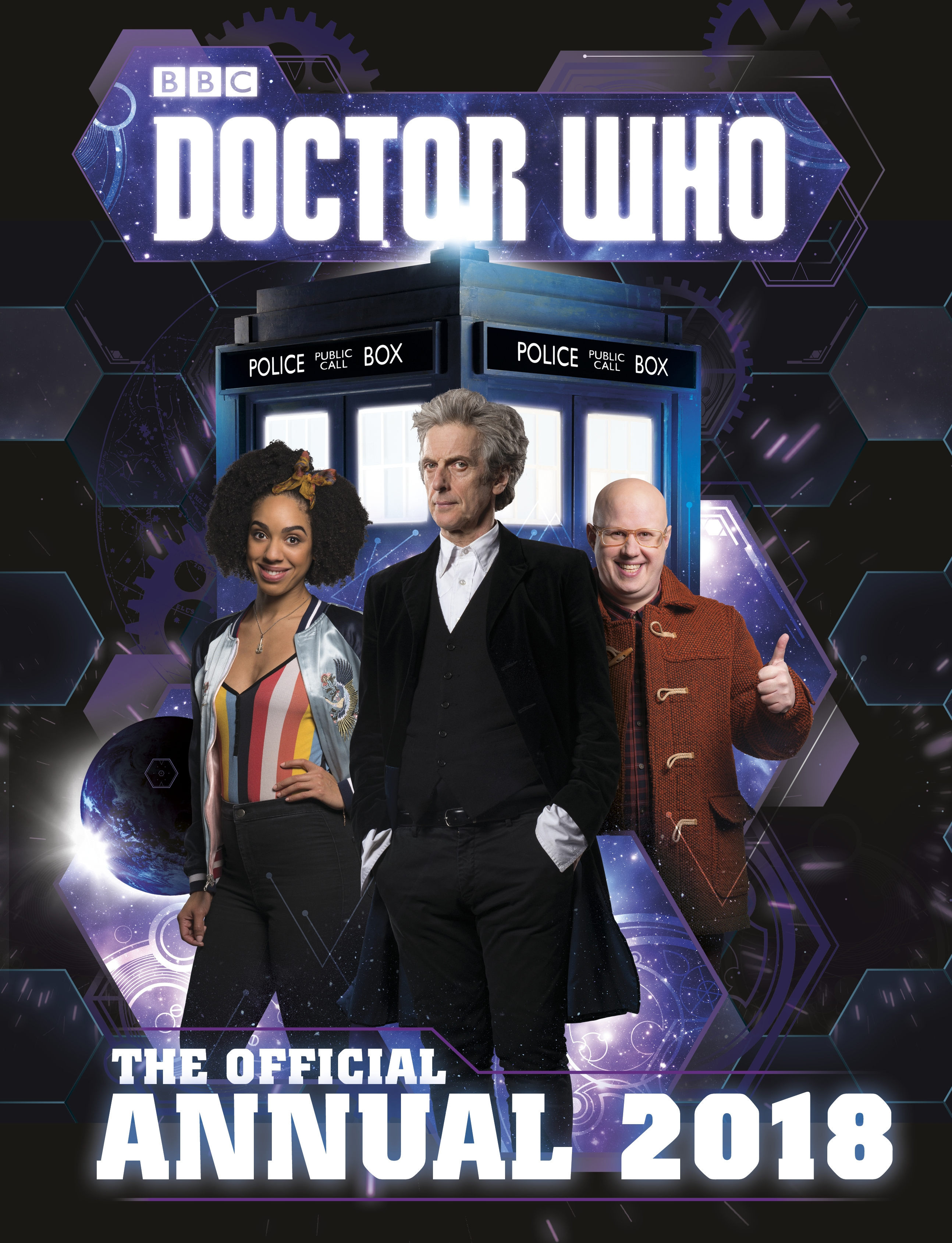 Doctor Who Annual 2018 (Credit: Penguin Random House UK)