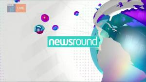Newsround: 20 Aug 2014 (new TARDIS set/Peter Capaldi)
