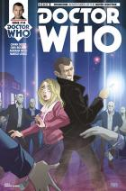 Doctor Who: Ninth Doctor #14 Cover C (Credit: Titan / Arianna Florean​​​)