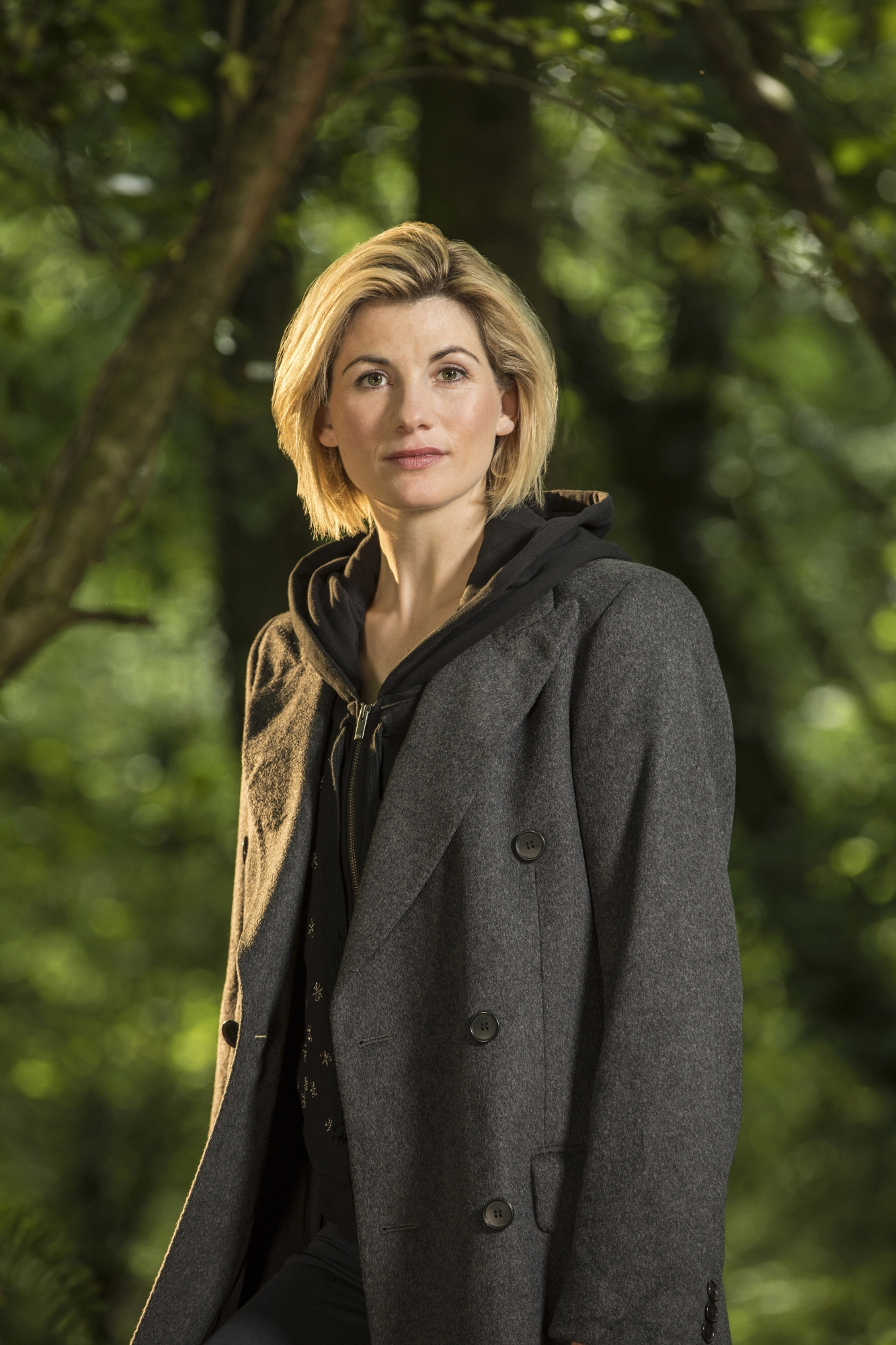 Jodie Whittaker - Image Credit: BBC/Colin Hutton