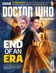 Doctor Who Magazine 515 (Credit: Panini)