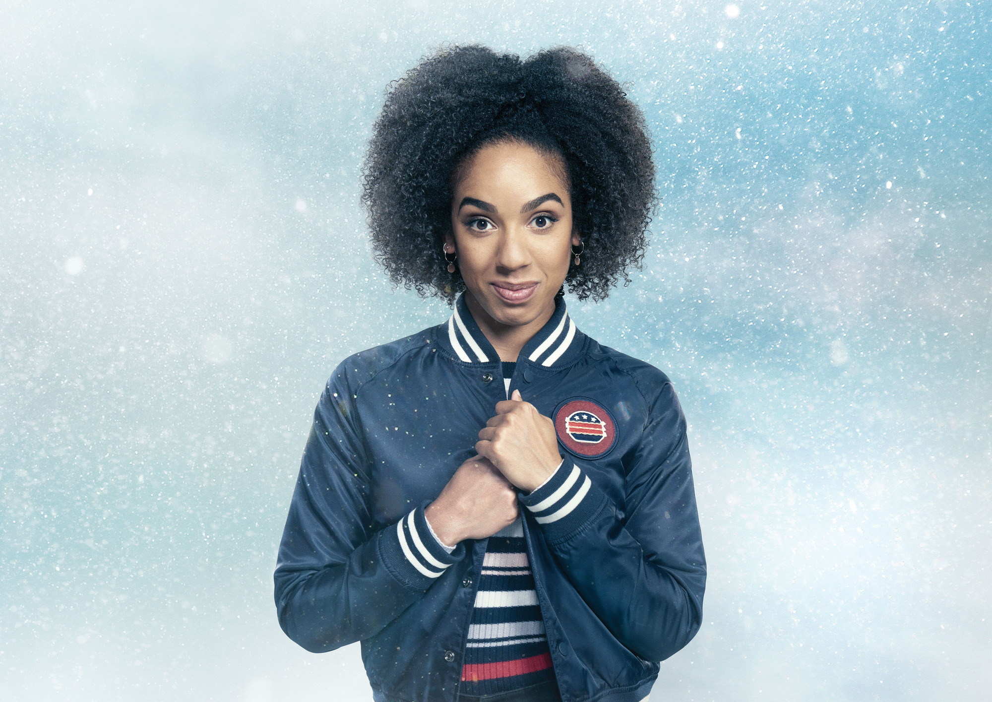 Twice Upon a Time: Pearl Mackie (Credit: BBC)