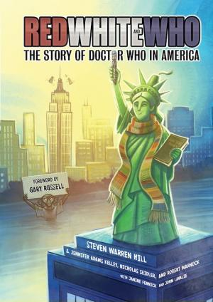 Red White and Who: The Story of Doctor Who in America (Credit: ATB Publishing)