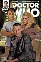 Doctor Who: Ninth Doctor #14 Cover B (Credit: Titan / Arianna Florean​​​)