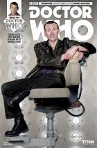 Doctor Who: Ninth Doctor #14 Cover A (Credit: Titan / Simon Myers )