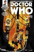 ​Doctor Who: Tenth Doctor #3.7 Cover A (Credit: Titan / Robert Hack)