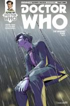 Doctor Who: Eleventh Doctor #3.7 Cover D (Credit: Titan /  Iolanda Zanfardino)