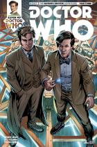 Doctor Who: Eleventh Doctor #3.7 Cover C (Credit: Titan / Rodney Ramos )