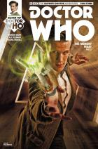 Doctor Who: Eleventh Doctor #3.7 Cover B (Credit: Titan / Will Brooks )
