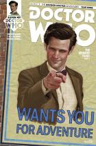 Doctor Who: Eleventh Doctor #3.7 Cover A (Credit: Titan / Simon Myers )