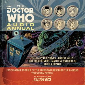 The Doctor Who Audio Annual (Credit: BBC Worldwide)