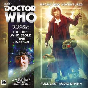 The Thief Who Stole Time (Credit: Big Finish)