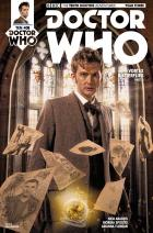 Doctor Who: Tenth Doctor Year Three #8 Cover B (Credit: Titan /  Will Brooks)