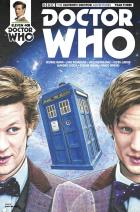 Doctor Who: Eleventh Doctor Year Three #8 Cover D (Credit: Titan / Andy Walker )
