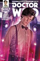 Doctor Who: Eleventh Doctor Year Three #8 Cover B (Credit: Titan)