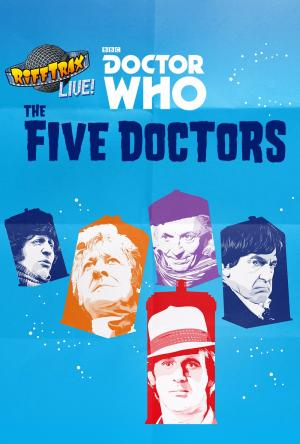 RiffTrax Live: Doctor Who (Credit: Fathom Events)